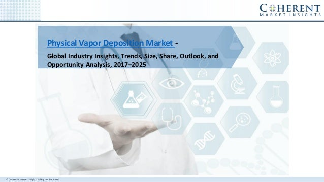 © Coherent market Insights. All Rights Reserved Physical Vapor Deposition Market - -Global Industry Insights, Trends, Size...