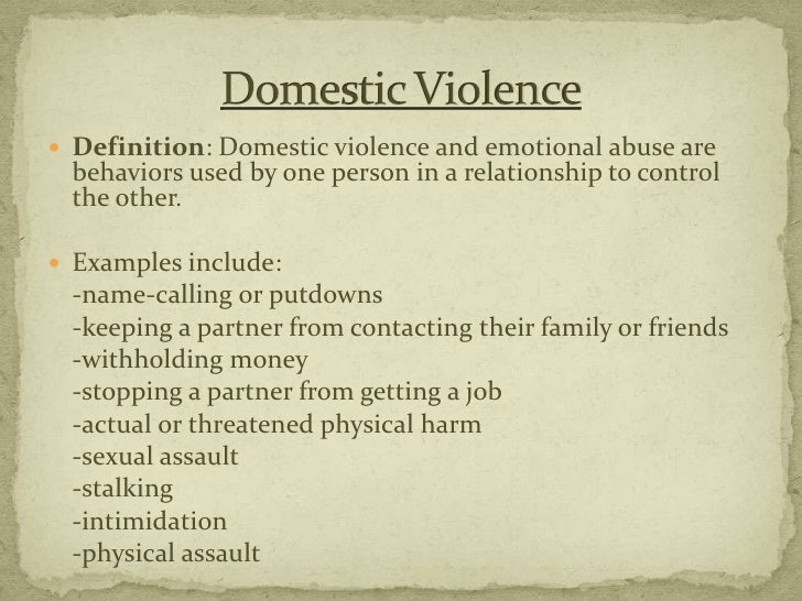 physical abuse vs. psychological abuse essay Abuse in intimate relationships: defining the multiple  (also called psychological abuse or aggression, verbal  physical abuse.