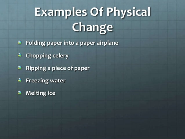 is burning paper a physical change Is burning a match a chemical or physical change chemical change - gas released, color change, energy change with new substances created  is cutting paper a.