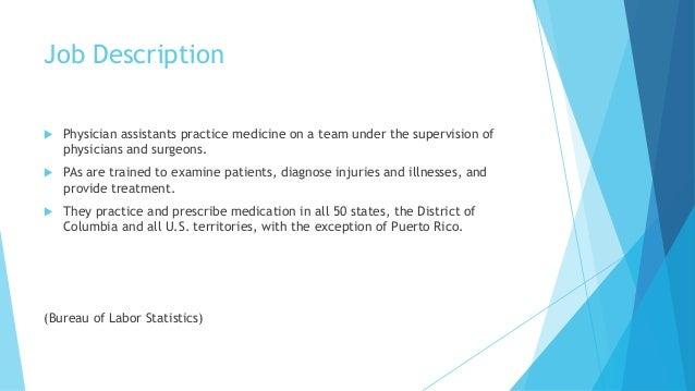 Job Description  Physician ...