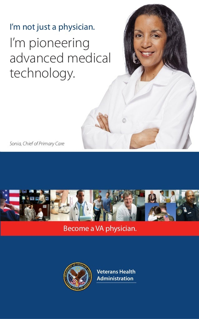 I'm not just a physician.I'm pioneeringadvanced medicaltechnology.Sonia, Chief of Primary Care                           B...