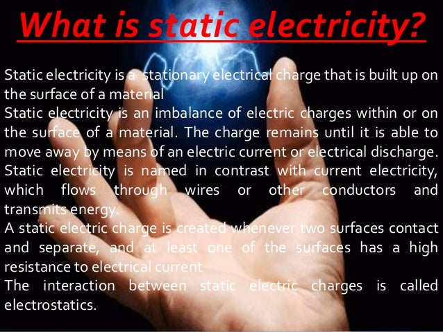 Discharge Electricity From Body