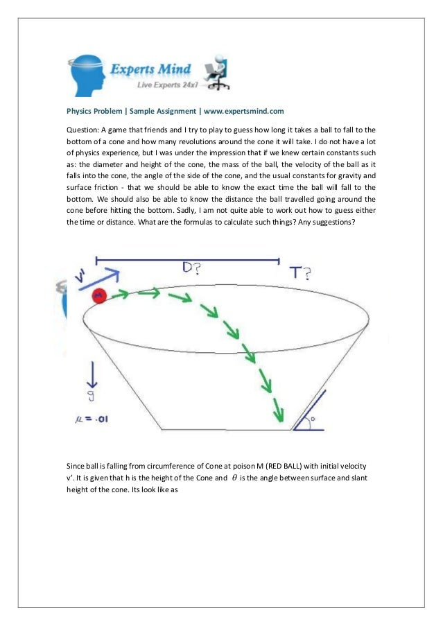 Help me with physics
