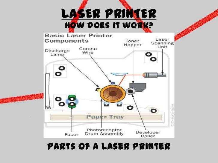 How A Lazer Printer Works Ibovnathandedecker