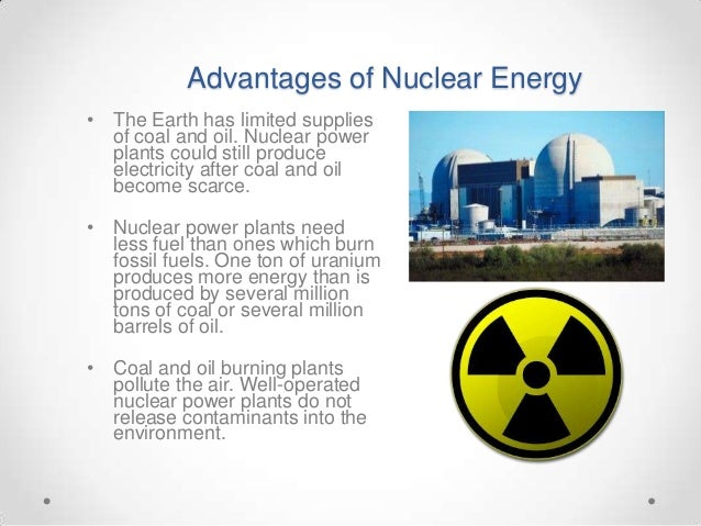 essay on nuclear energy Nuclear energy can be environmentally unsafe and can also be threatening, but at the same time it can benefit the progress and development of the world the used of nuclear energy in the world today has many negative effects and attributes.