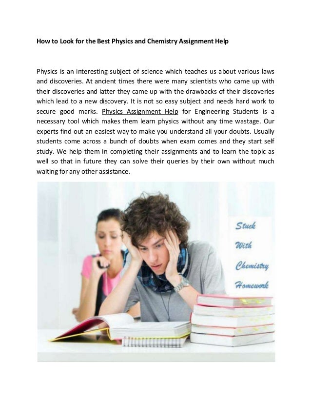 Choosing The Best Homework Writing Service