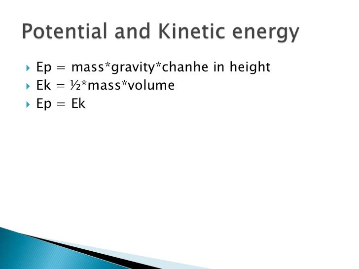 Physics Chapter 4 work, energy, and power By:Ryan, Grade 11