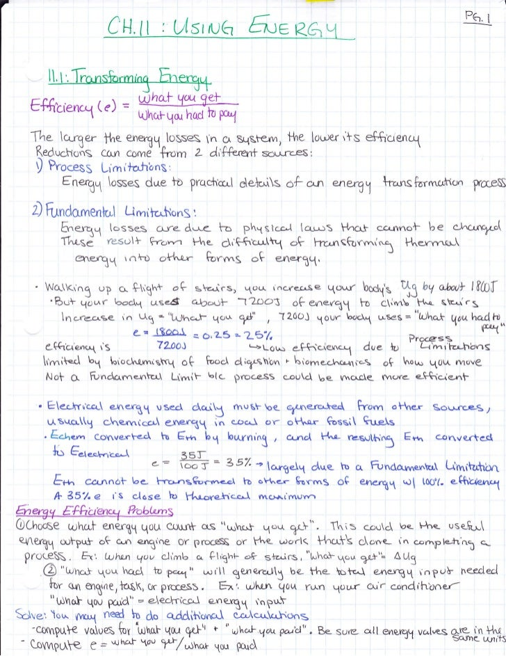 Accounting And Finance Revision Notes