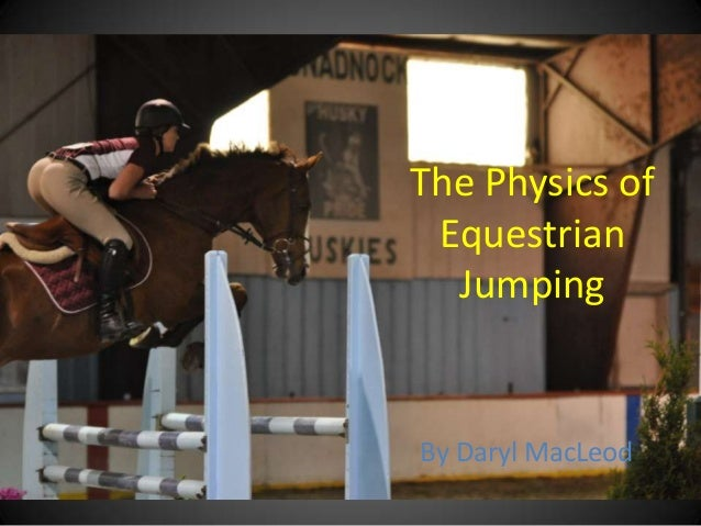 physics of horse jumping