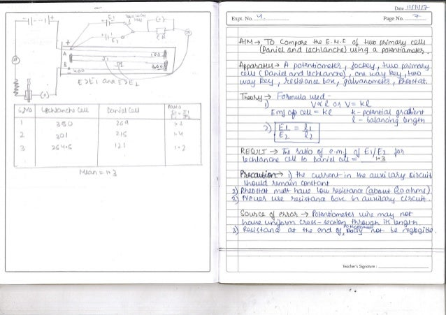 PHYSICS PRACTICAL FILE CLASS 12 (2) by Deepanshu Jindal