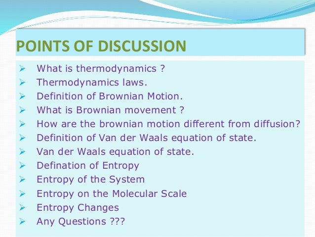 identify laws of motion thermodynamics We identify a 'thermodynamic state' as a state of sustained motion, either for a   of a complex stochastic dynamics from its mesoscopic law of motion in recent.