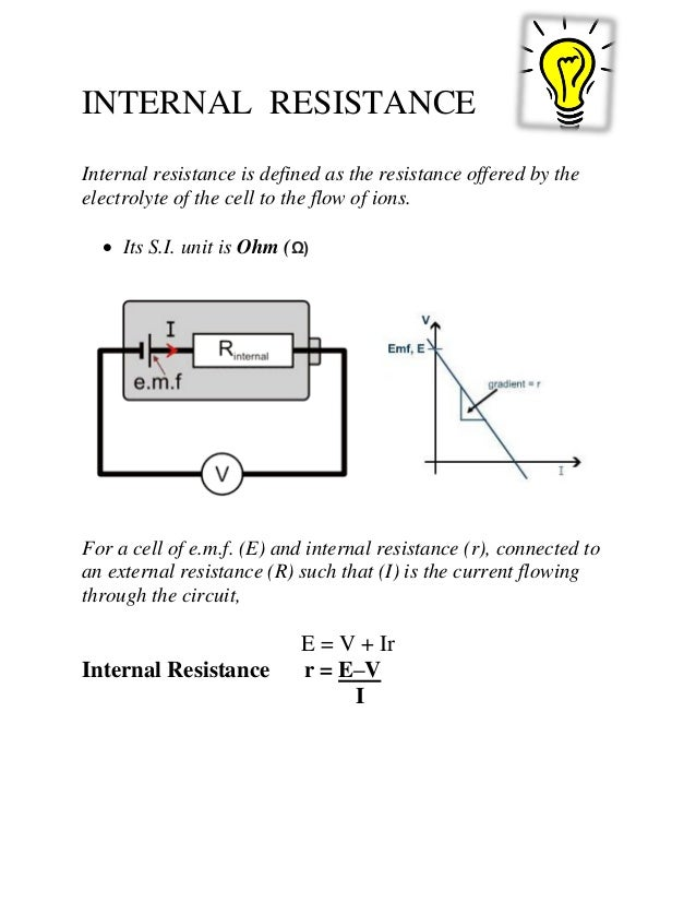 resistance definition physics the - photo #49