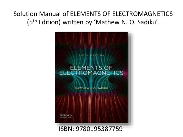 Solution manuals of physics textbooks.