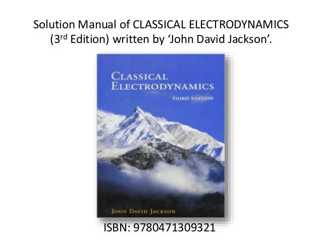 introduction to electrodynamics griffiths pdf solution manual
