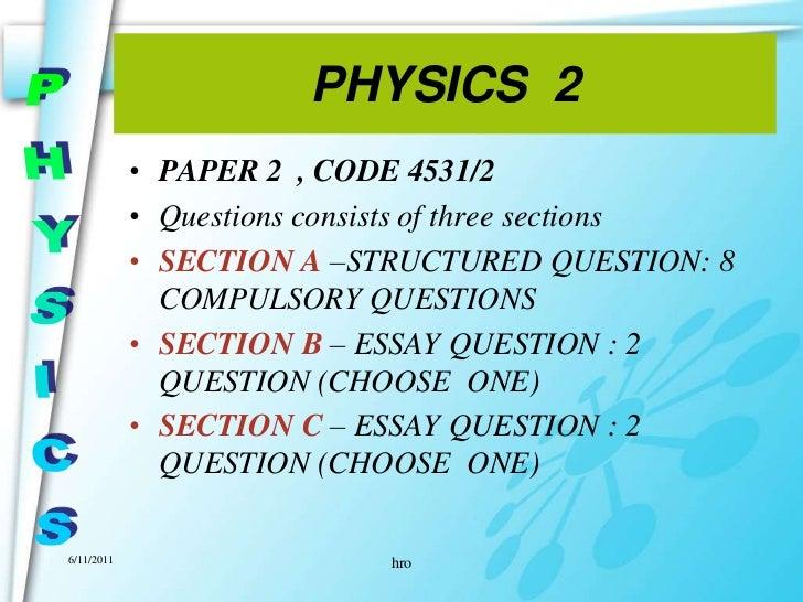 IB Physics