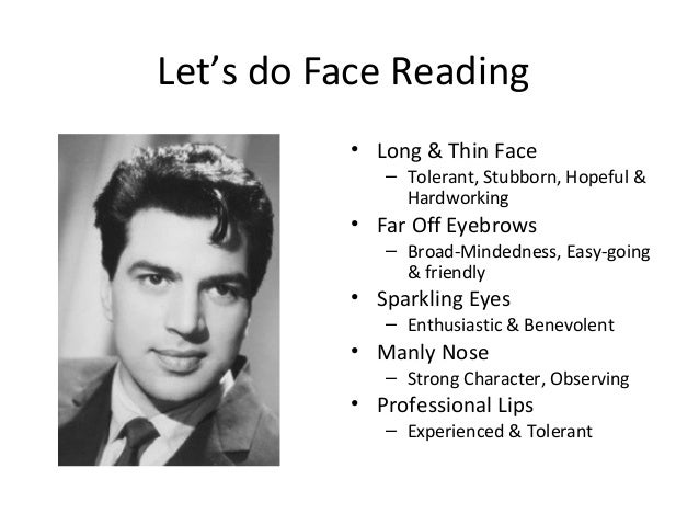 PHYSIOGNOMY FACE READING PDF DOWNLOAD