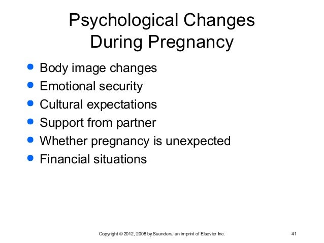 physiological changes during pregnancy pdf