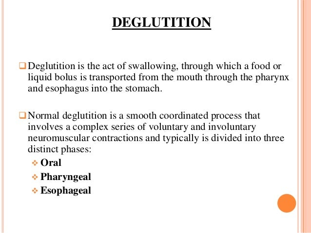 Physiology of deglutition by Dr.Ashwin Menon Slide 2