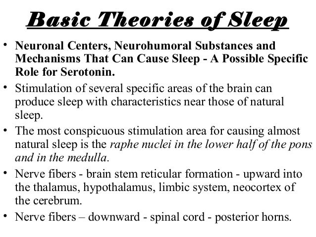 physiology of sleep Influence of sleep and circadian rhythms on human physiology (neuroendocrine, metabolic and immune function) and behavior (sleepiness, memory, learning, mood, cognitive and motor performance) with application to public health and safety.