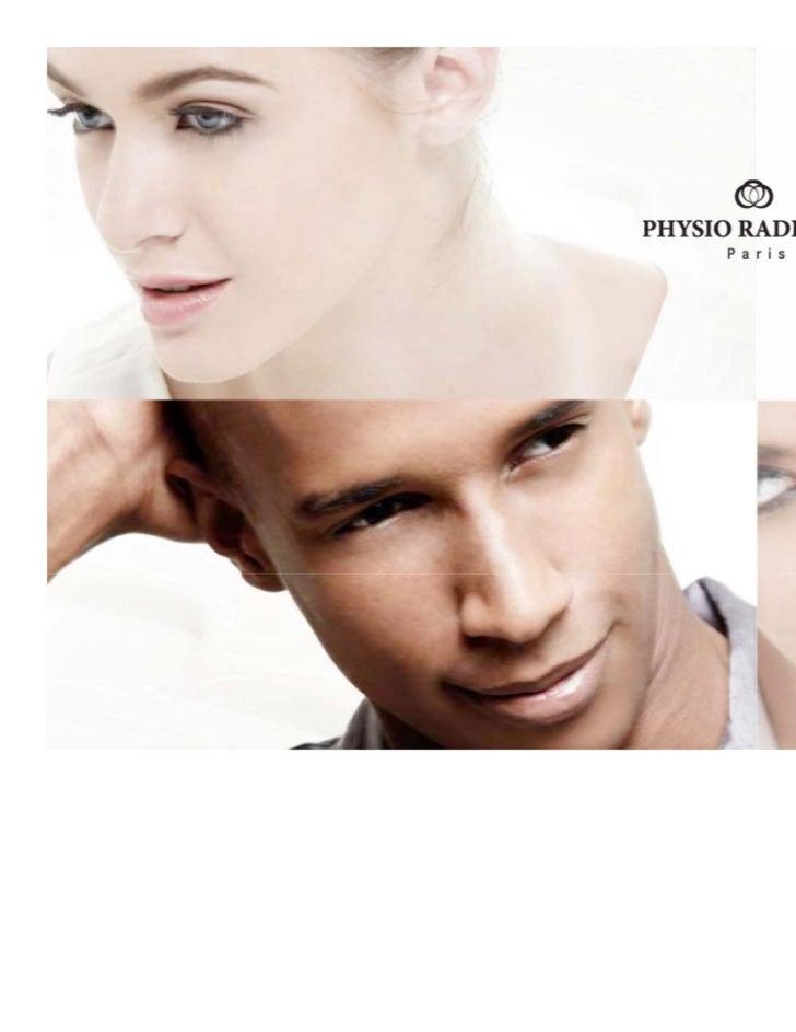 PhysioRadiance  نشط خاليا بشرتك