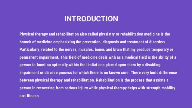 Physiotherapy Clinic in  Mohali  Slide 2