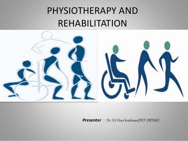 Physiotherapy and rehabilation (2)