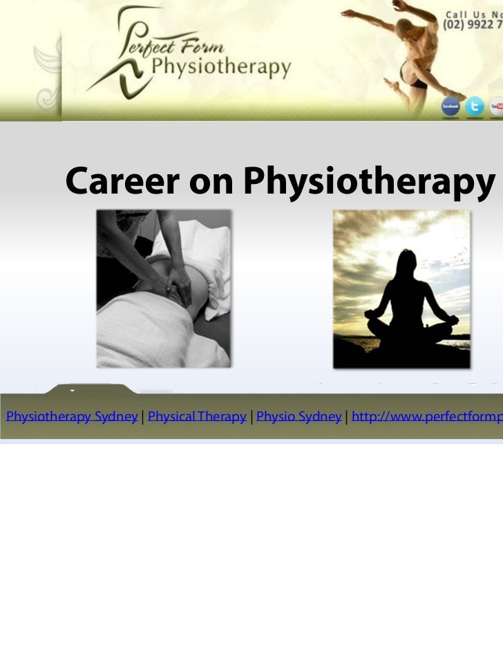 CareeronPhysiotherapy               Career on PhysiotherapyPhysiotherapy Sydney | Physical Therapy | Physio Sydney | htt...