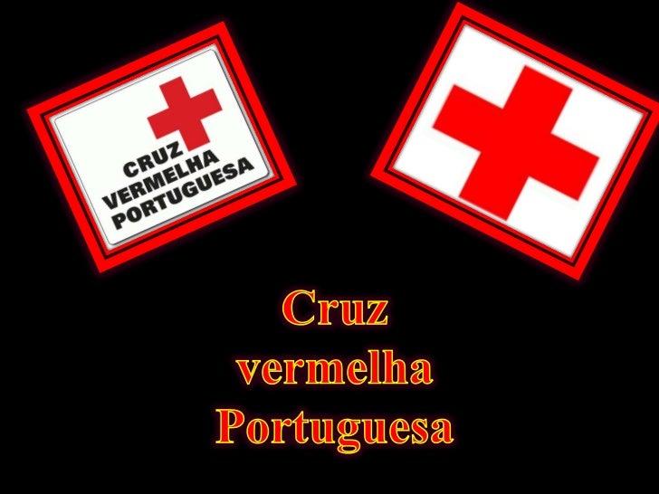 Cruz vermelha<br />Portuguesa  <br />