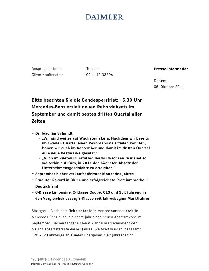 Ansprechpartner:                          Telefon:                Presse-InformationOliver Kapffenstein                   ...