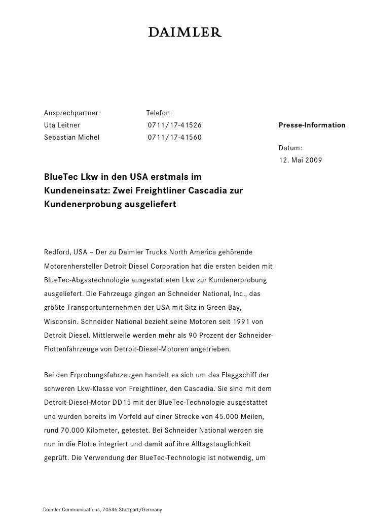 Ansprechpartner:                        Telefon:Uta Leitner                             0711/17-41526                    P...