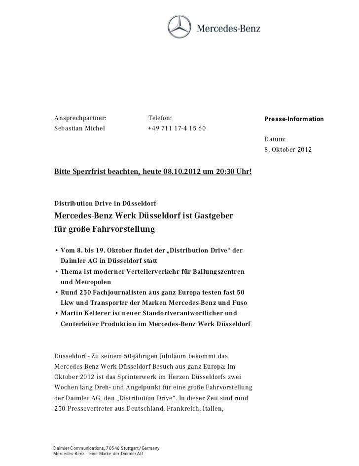 Ansprechpartner:                         Telefon:                    Presse-InformationSebastian Michel                   ...