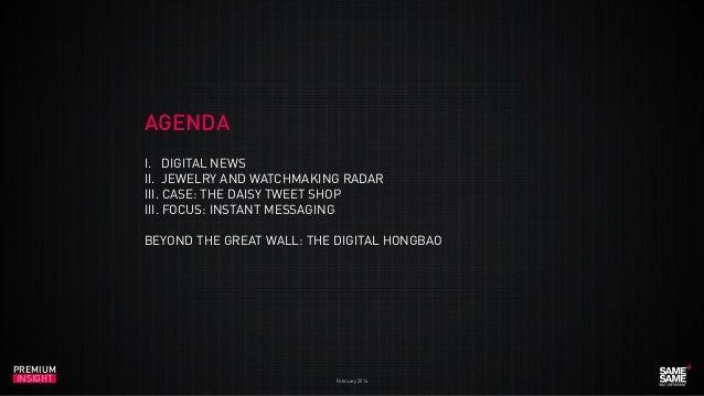 Premium Insight February 2014 Slide 3