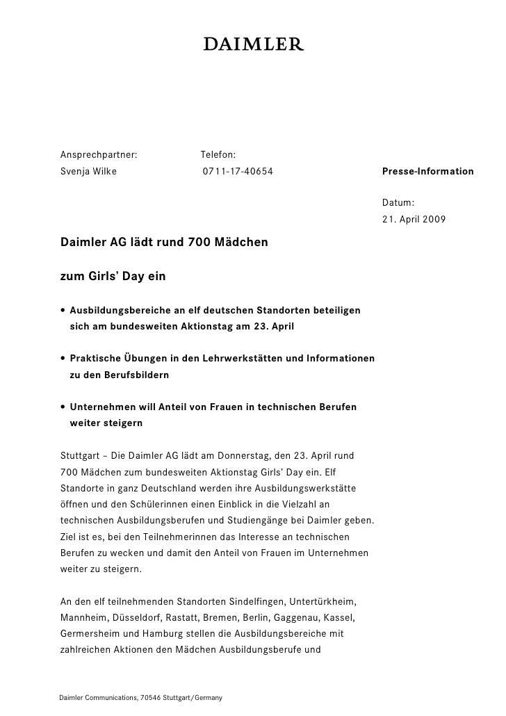 Ansprechpartner:                        Telefon:Svenja Wilke                            0711-17-40654                Press...