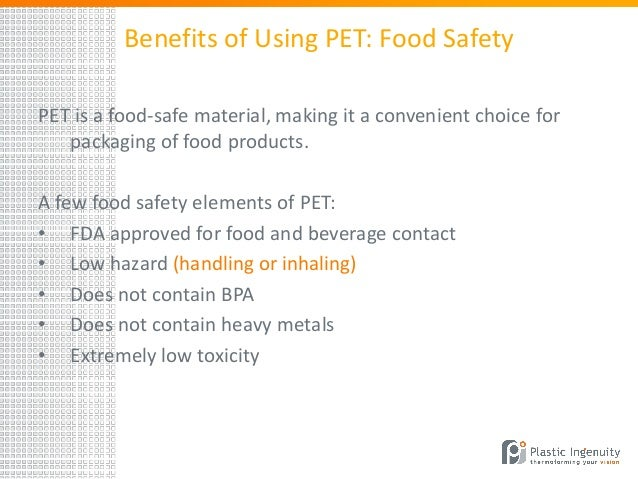 Benefits And Applications of PET Plastic Packaging
