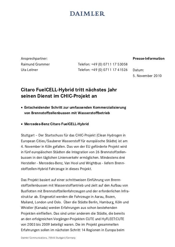 Ansprechpartner:                                                                   Presse-InformationRaimund Grammer      ...