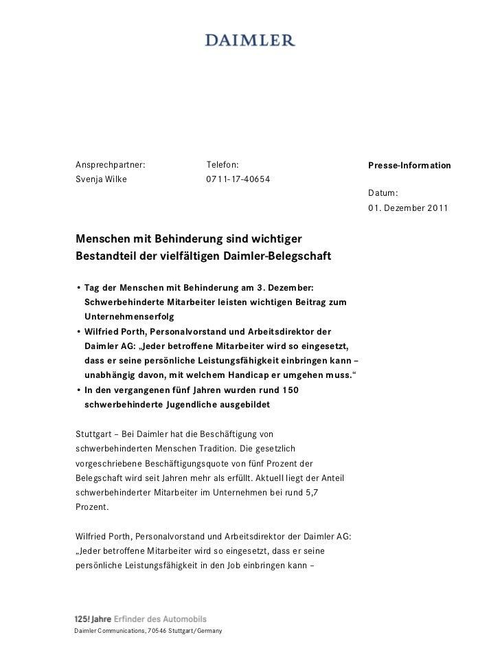 Ansprechpartner:                          Telefon:                        Presse-InformationSvenja Wilke                  ...