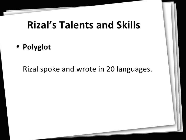 José Rizal - bayaningrizal.pairserver.com