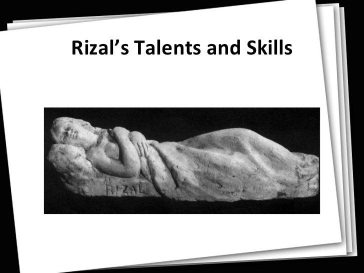 Dr. Jose Rizal's A-Z Talents – JFPVreflections