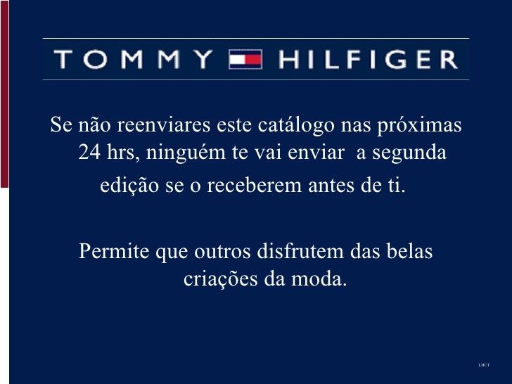 swot analysis of tommy hilfiger Tommy hilfiger takes us on a cruise with a nautical, familiar fall collection gigi hadid, the fleet's captain, both opened and closed the show in a tiara by maura brannigan.