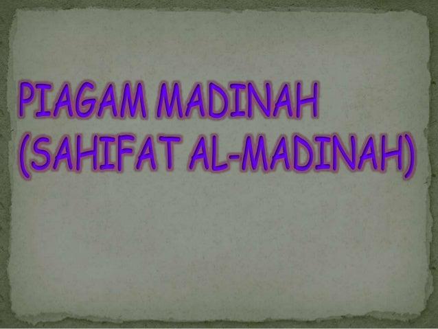  AL-Qur'an dan Al-Sunnah sebagai sumber undang-undang negara.  Kesatuan ummah dan negara  Kebebasan bergerak dan tingga...