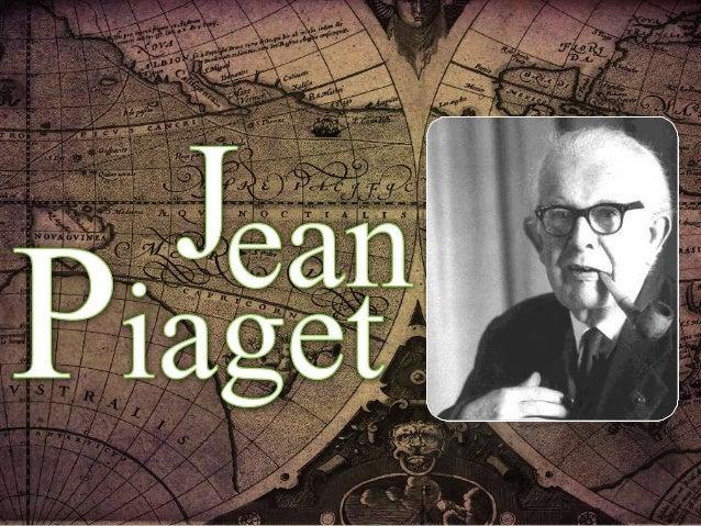 BACKGROUND JEAN PIAGET