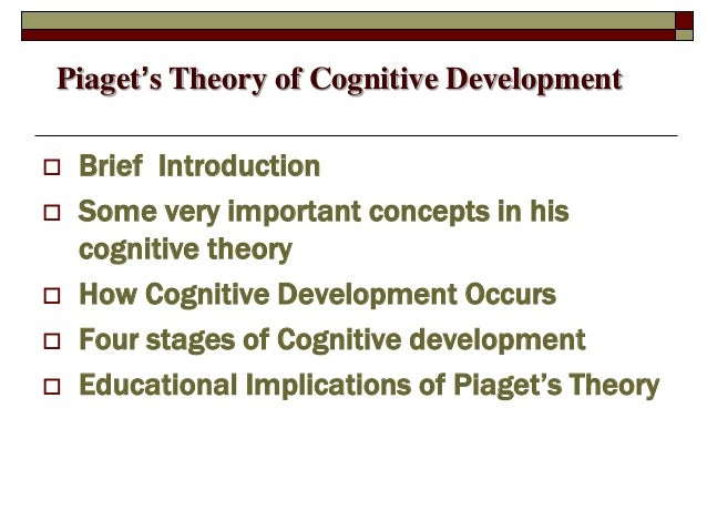 cognitive psychology introduction scope and importance Psychology an introduction to psychology in this lesson we will try to understand the nature and scope of psychology in detail cognitive psychology.