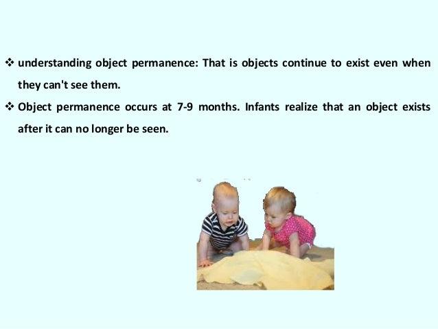 Cognitive Development in Childhood