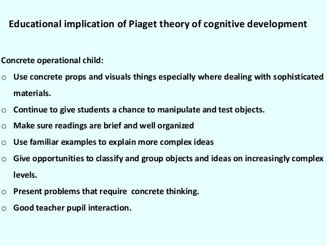 cognitive learning theory essay example Cognitivism is the psychology of learning which emphasizes human cognition or intelligence as a special endowment enabling man to form hypotheses and develop intellectually (cognitivism) and is also known as cognitive development.