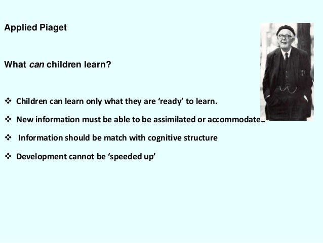 should we abandon piaget's theory given A summary of theories of development in 's development learn exactly what happened in this chapter, scene, or section of development and what it means perfect for acing essays, tests, and quizzes piaget's theory of cognitive development.