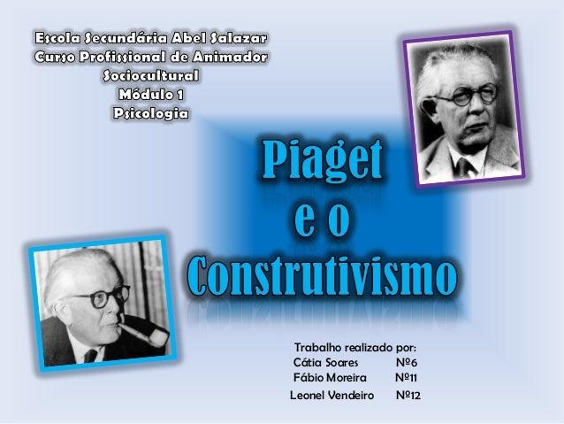 Trabalho realizado por: Cátia Soares       Nº6 Fábio Moreira      Nº11Leonel Vendeiro     Nº12