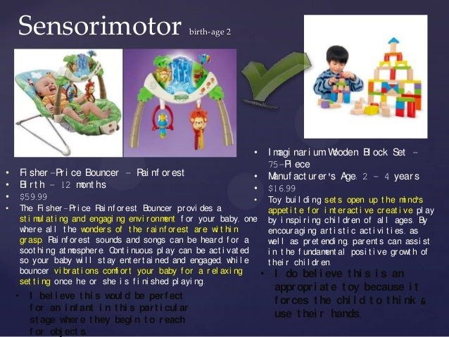 What Is A Toy For The Sensorimotor Stage 107