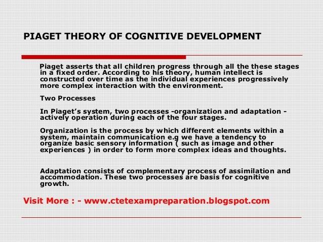 piaget infant observation essay Piaget's stages of cognitive development research paper starter  piaget's stages of cognitive development (research starters  including american child.