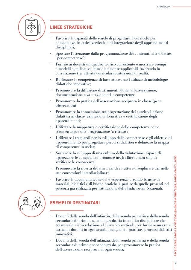 Metodologie Didattiche Innovative Flipped Classroom ~ Piano per la formazione dei docenti il documento