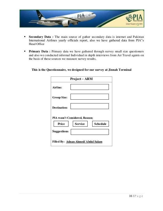 pia internship report B) pia certificate for student fares c) pakistan railway certificate for   hrmi619-internship report - human resource management 393 hrmi619@vu edupk.